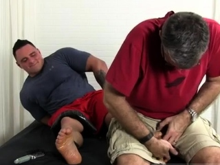 Smooth Gay Twink Foot Fetish First Time There Was No Way