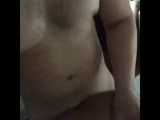 White Beefy Hunk Barebacks Young Latino Slut